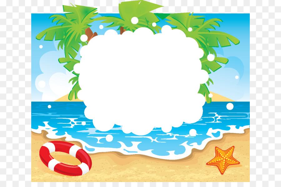 Descarga gratuita de Playa, Las Vacaciones De Verano, Balneario imágenes PNG