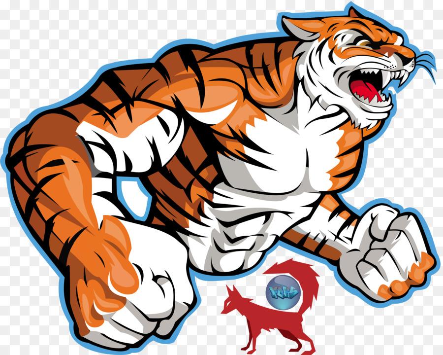 Descarga gratuita de Tigre De Bengala, Logotipo, Libre De Contenido Imágen de Png