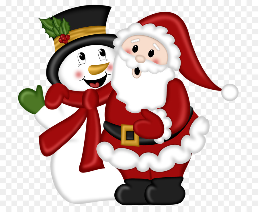 Descarga gratuita de Santa Claus, Reno, La Navidad Imágen de Png