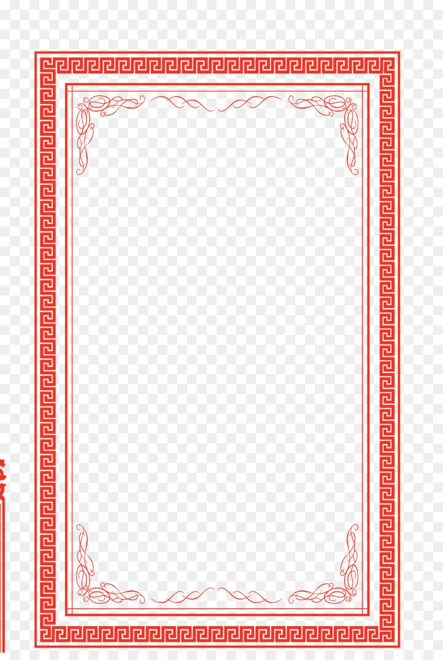Descarga gratuita de Papel, Año Nuevo Chino, Rojo imágenes PNG