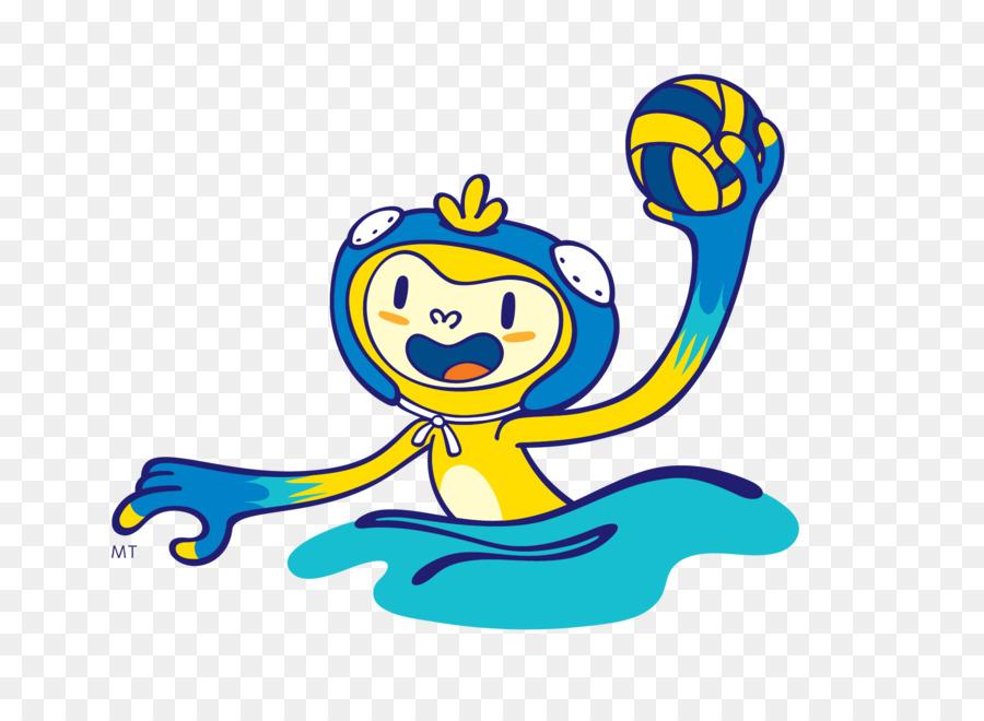 Descarga gratuita de Río De Janeiro, Voleibol, Mascota imágenes PNG