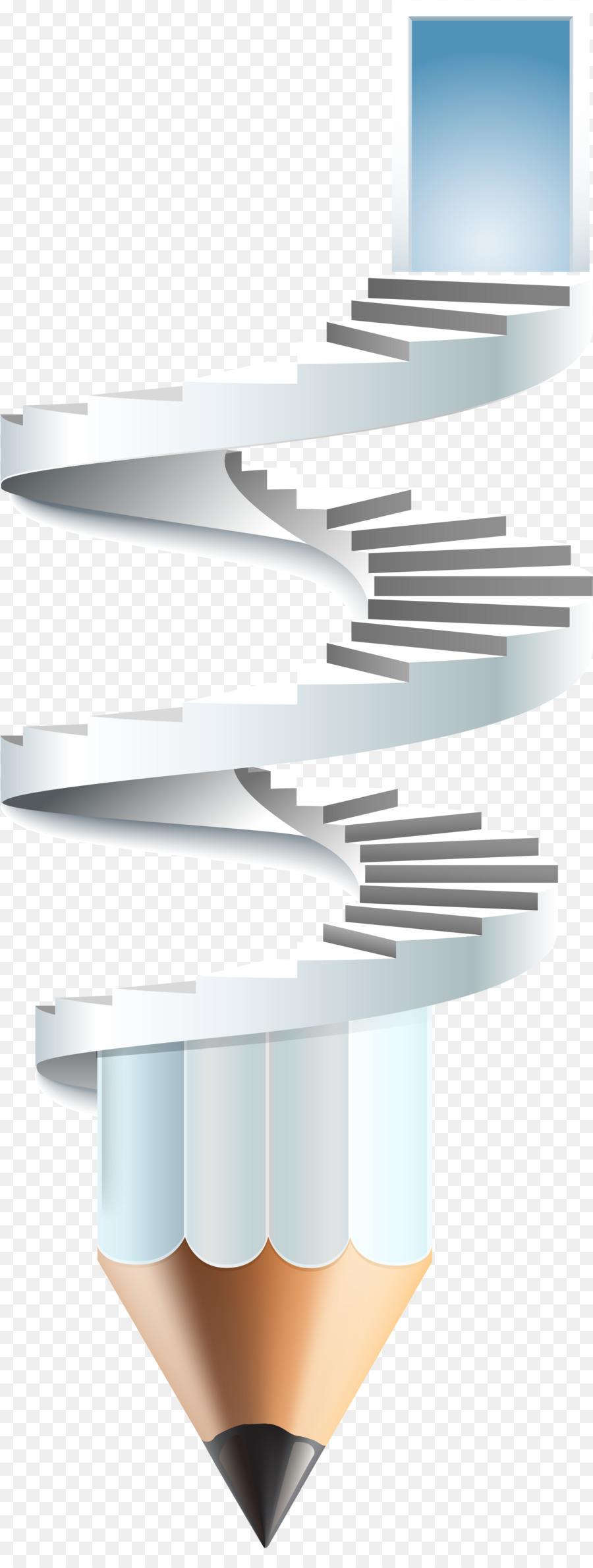 Descarga gratuita de Escaleras, Lápiz, La Creatividad imágenes PNG