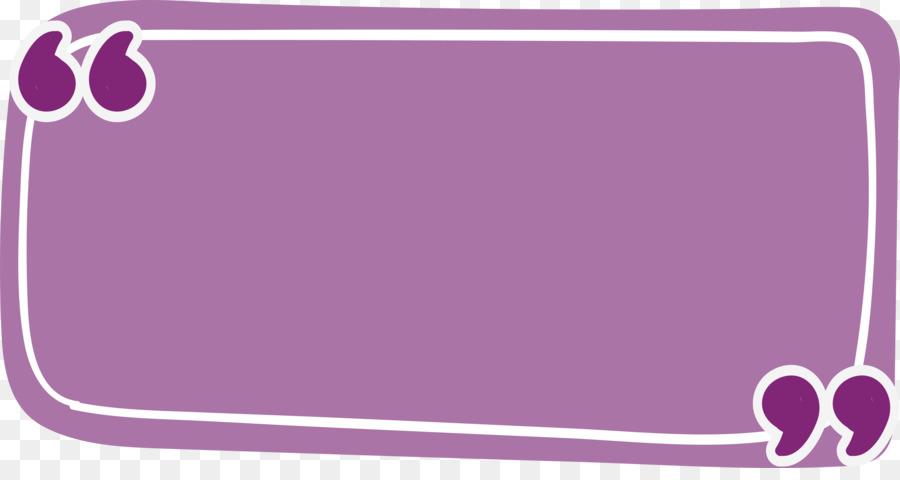 Descarga gratuita de Rectángulo, Cita, Púrpura Imágen de Png