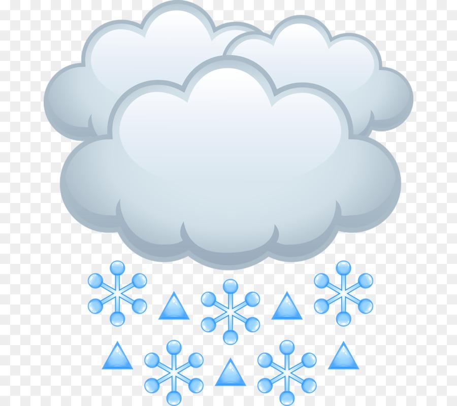 Descarga gratuita de De Dibujos Animados, La Nube, Copo De Nieve imágenes PNG