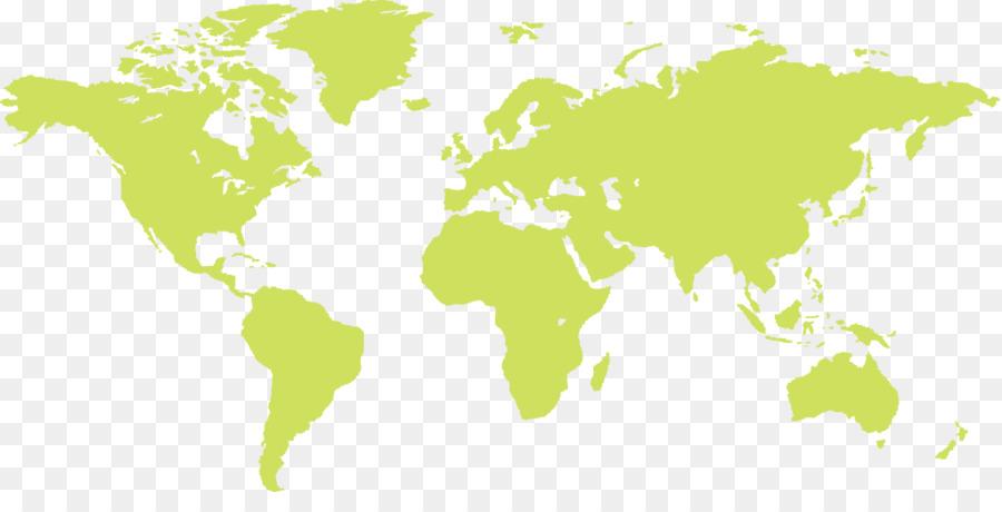 Descarga gratuita de Mundo, Mapa Del Mundo, La Proyección De Mercator Imágen de Png