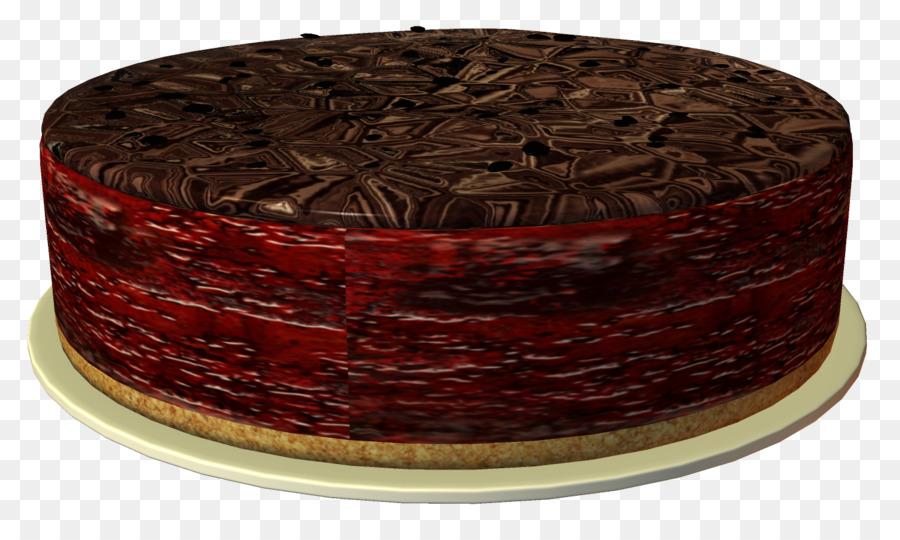 Descarga gratuita de Pastel De Chocolate, Prinzregententorte, Tarta Sacher imágenes PNG