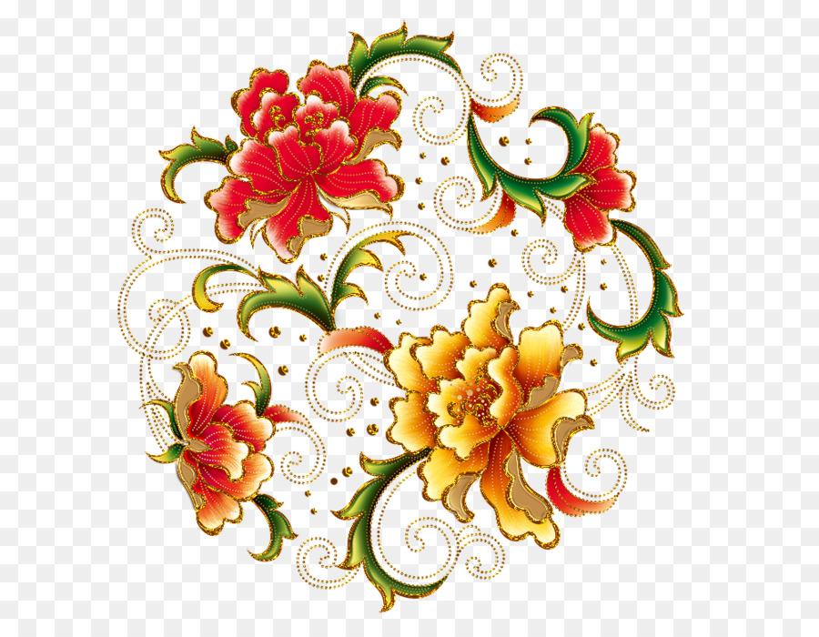 Descarga gratuita de Moutan Peonía, Flor, Descargar imágenes PNG