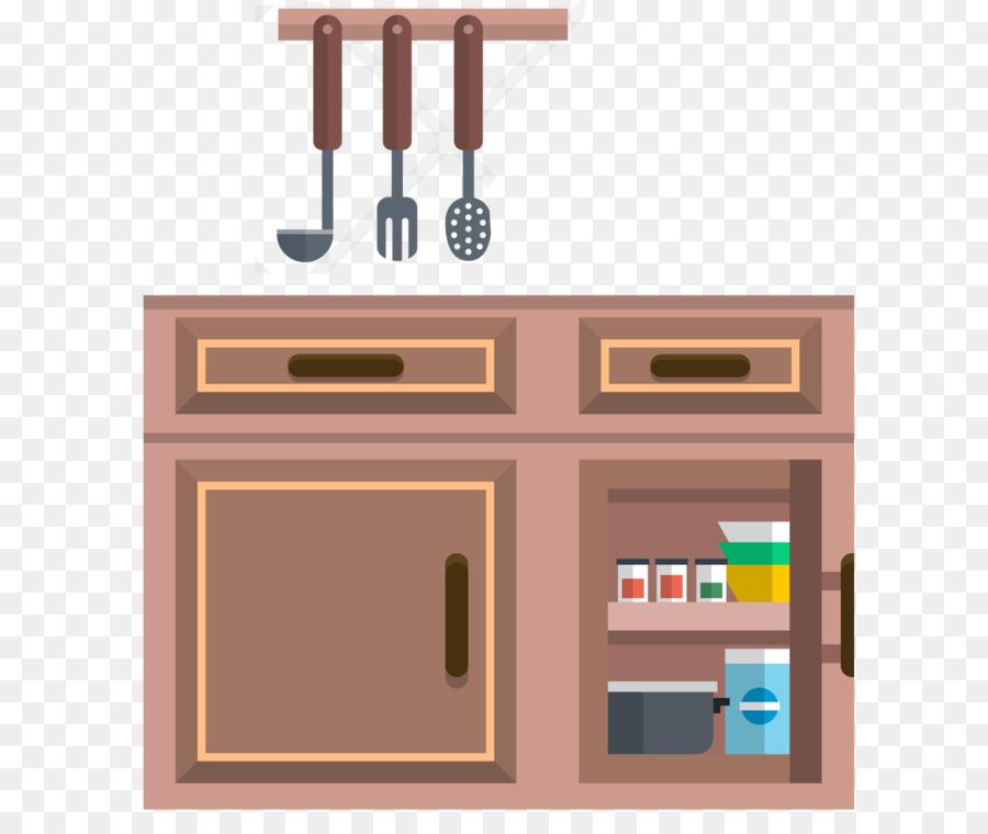 Free Cad Design Kitchen Cabinet Malaysia: Muebles, Cocina, Armario De La Cocina Imagen Png