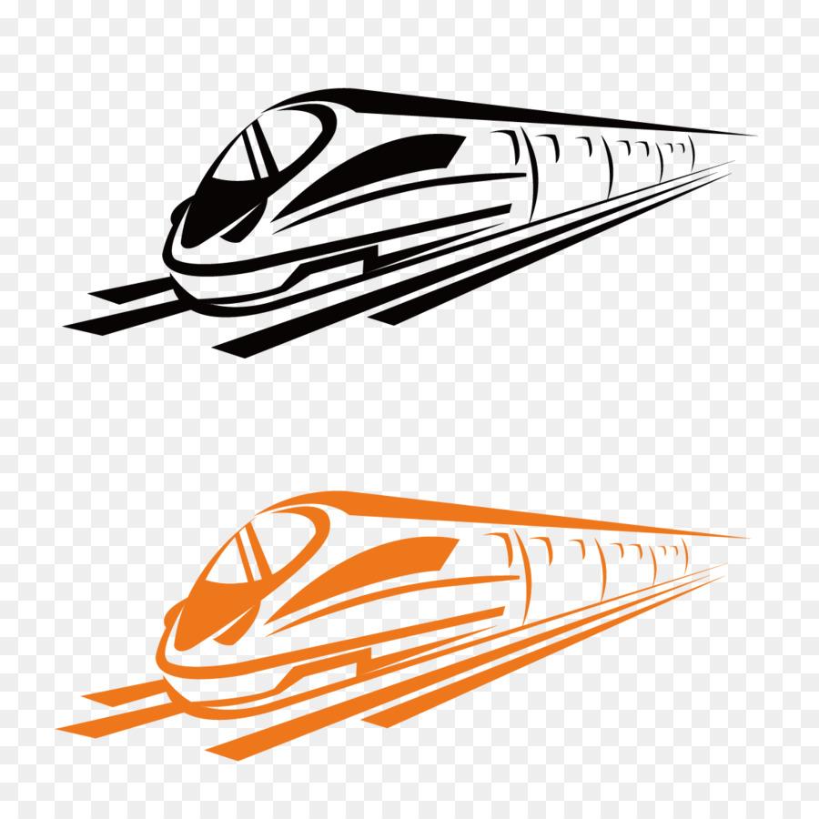 Descarga gratuita de Tren, El Transporte Ferroviario, De Tránsito Rápido Imágen de Png