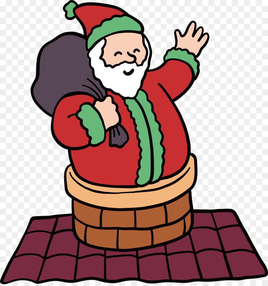 Descarga gratuita de Santa Claus, La Navidad, Santa Claus Gratis imágenes PNG