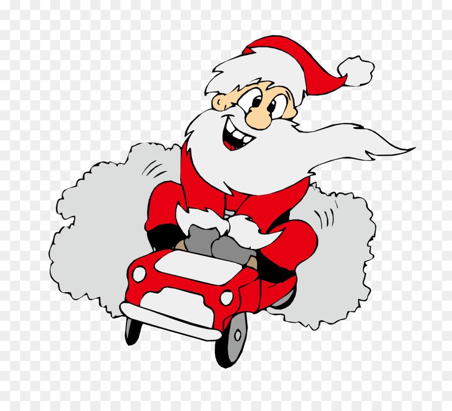 Descarga gratuita de La Señora Claus, Santa Claus, Coche imágenes PNG