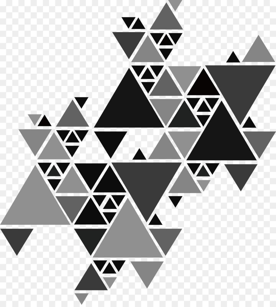 Descarga gratuita de Triángulo, Gris, La Geometría Imágen de Png