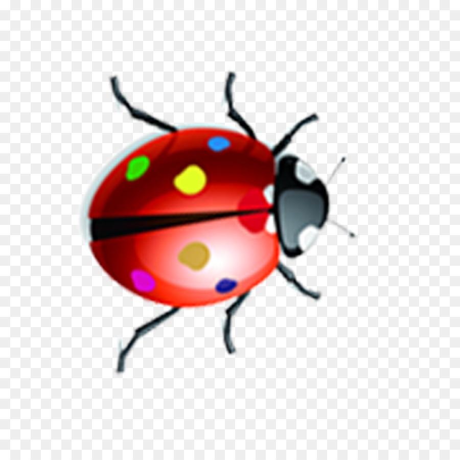 Descarga gratuita de Mariquita, Los Insectos, Dibujo imágenes PNG