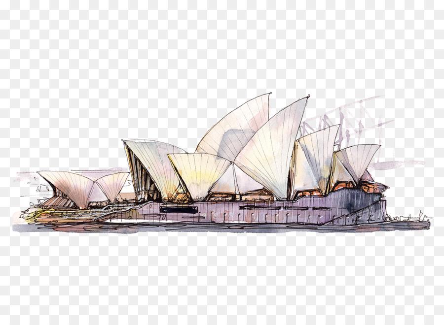 Descarga gratuita de La ópera De Sídney, De La Ciudad De Sydney, La ópera Metropolitana imágenes PNG