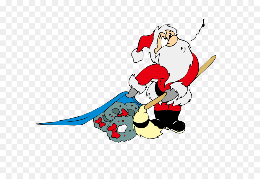 Descarga gratuita de Ded Moroz, Santa Claus, La Navidad imágenes PNG