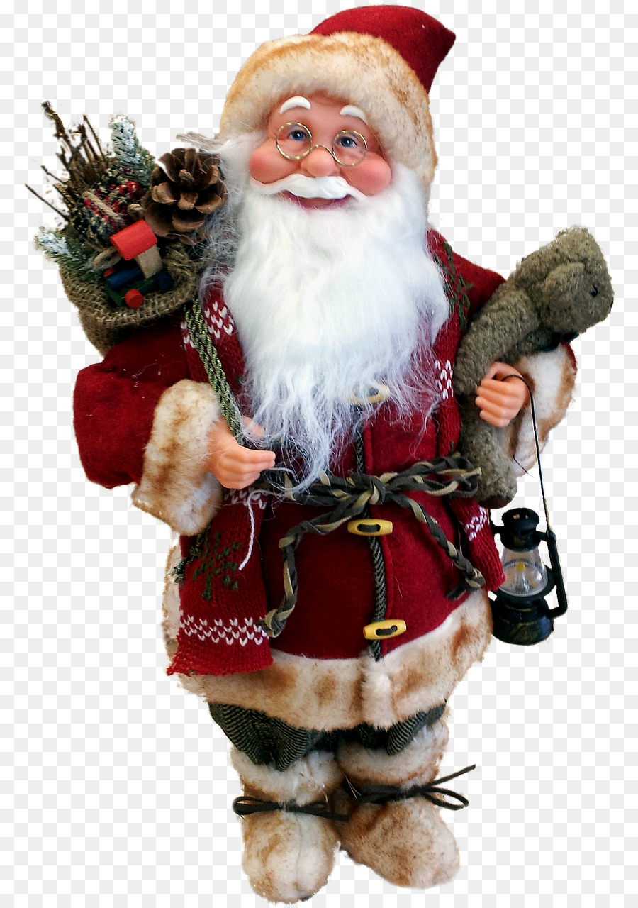 Descarga gratuita de Santa Claus, Decoración De La Navidad, La Navidad Imágen de Png