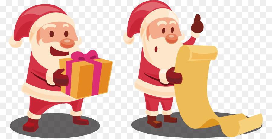 Descarga gratuita de Ded Moroz, Santa Claus, Snegurochka imágenes PNG