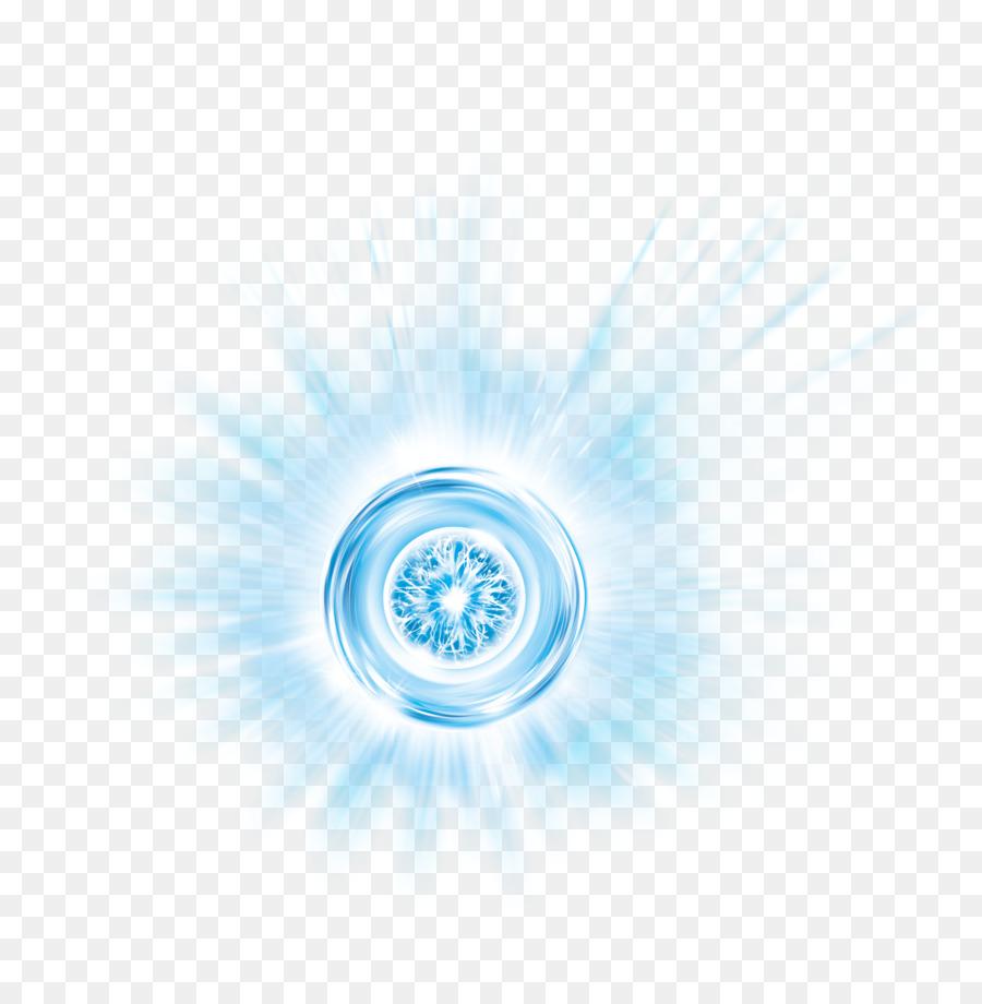 Descarga gratuita de La Luz, Descargar, Azul Imágen de Png