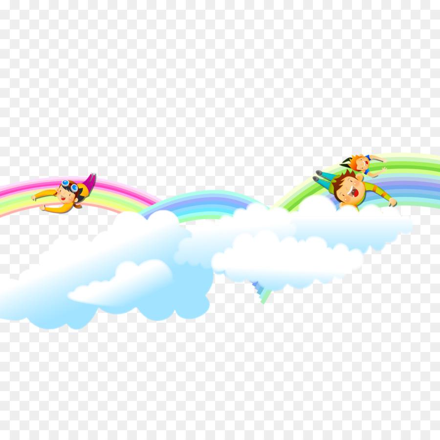 Descarga gratuita de Arco Iris, La Nube, Nube Iridiscente Imágen de Png
