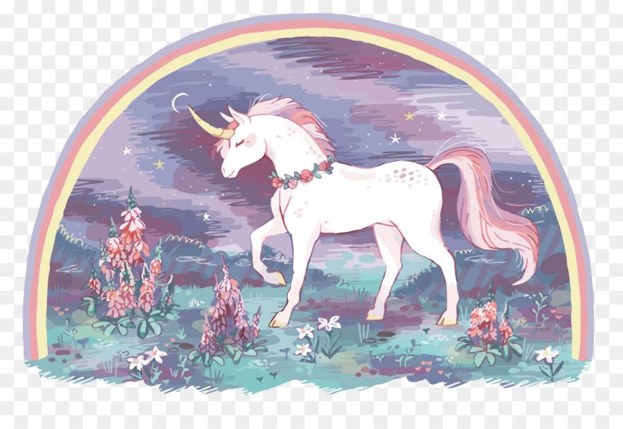 Descarga gratuita de Unicornio, De Cuento De Hadas, Dibujo Imágen de Png