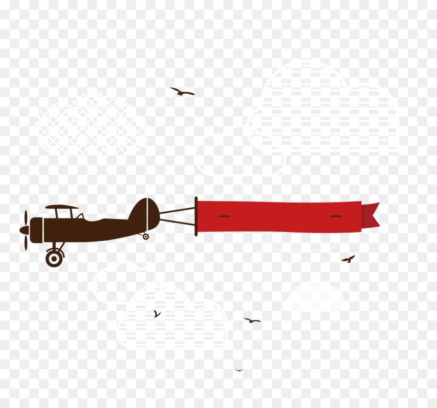 Descarga gratuita de Avión, Banner, Aérea De La Publicidad imágenes PNG