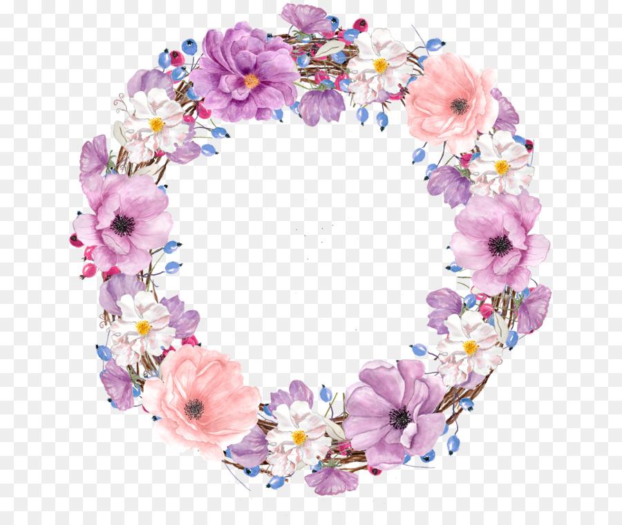 Descarga gratuita de Diseño Floral, Pintura A La Acuarela, Flor Imágen de Png