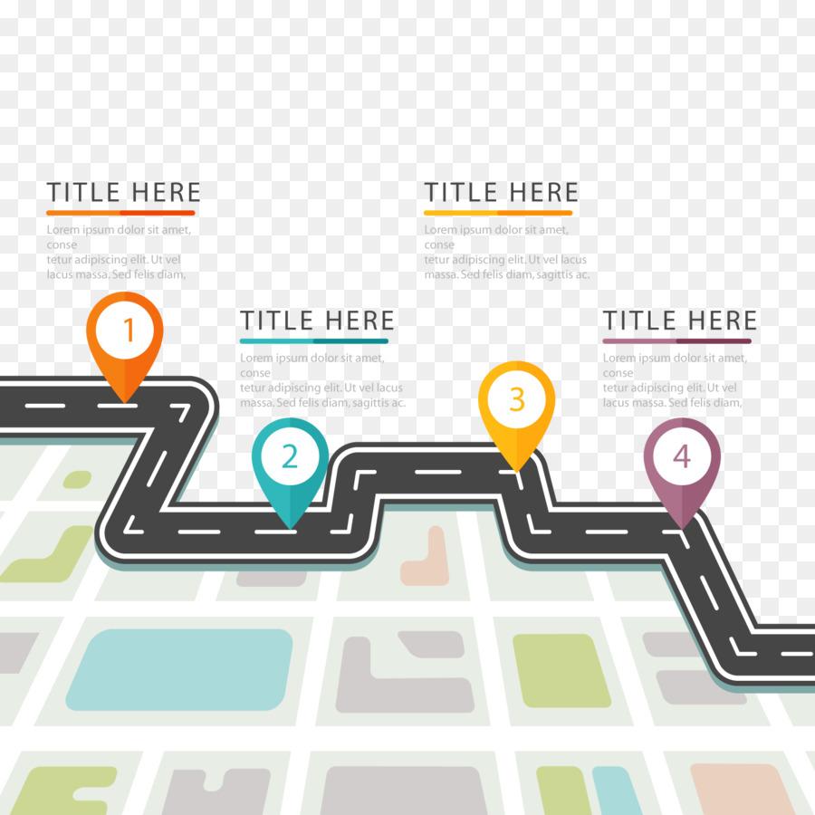 Descarga gratuita de La Ruta De La Tecnología, Carretera, Mapa De Carreteras Imágen de Png