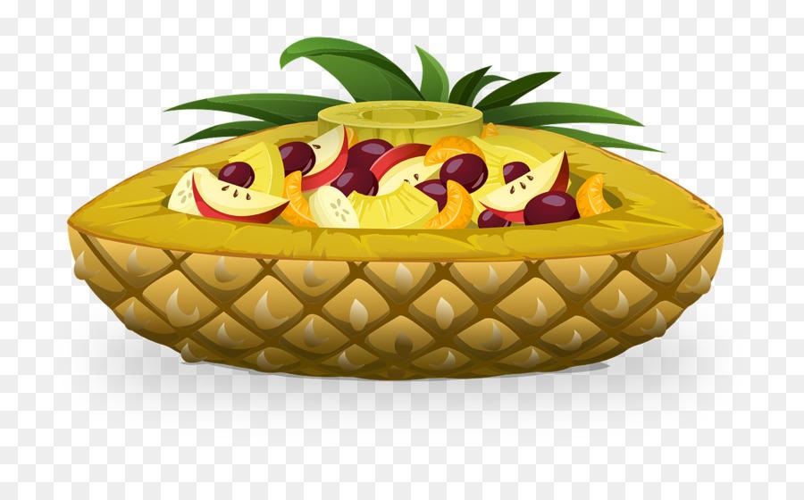 Descarga gratuita de Ensalada De Frutas, Piña, Ensalada imágenes PNG