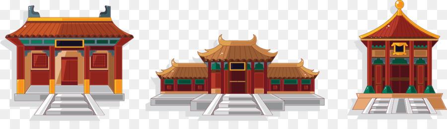 Descarga gratuita de China, De Dibujos Animados, Casa imágenes PNG
