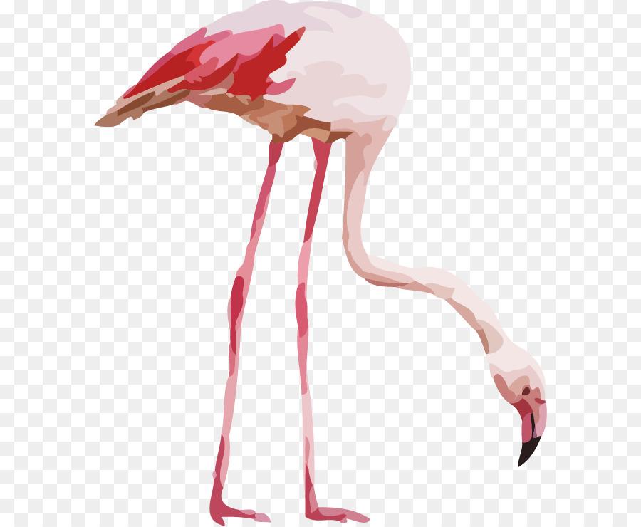 Descarga gratuita de Flamingo, Pintura A La Acuarela, Royaltyfree Imágen de Png