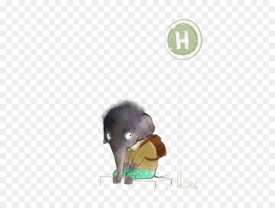 Descarga gratuita de Dibujo, Elefante, Animal Imágen de Png
