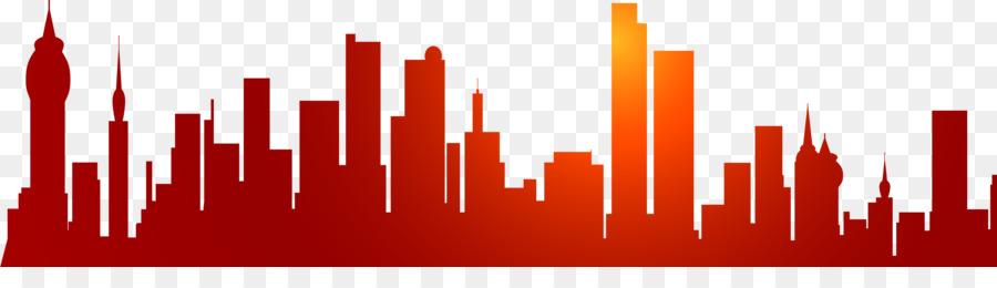 Descarga gratuita de Las Ciudades De Los Horizontes, Silueta, Ciudad imágenes PNG