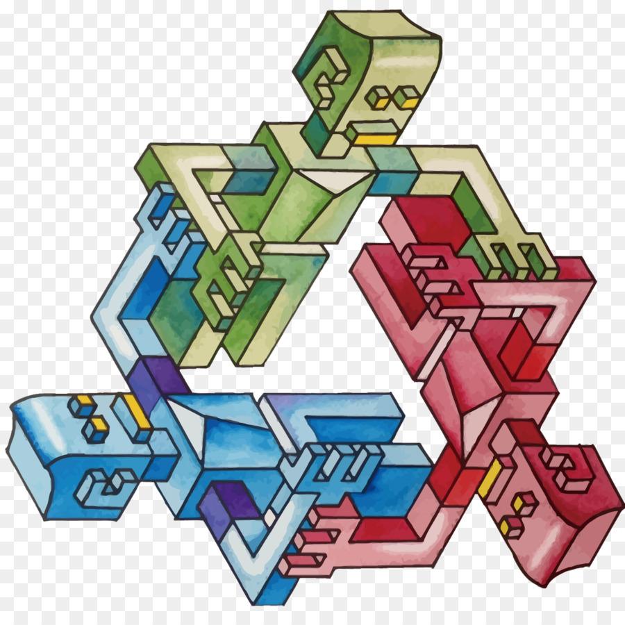 Descarga gratuita de Triángulo, La Geometría, Teselación imágenes PNG