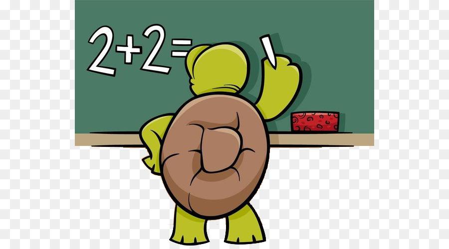De Dibujos Animados De Matemáticas De Problemas Matemáticos