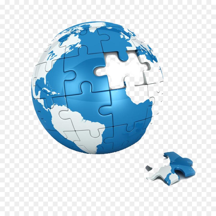 Descarga gratuita de La Tierra, Rompecabezas, Mundo Imágen de Png