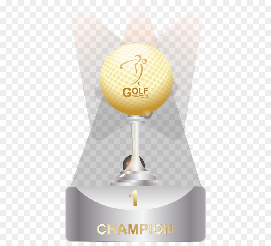 Descarga gratuita de Trofeo, Golf, Diseñador imágenes PNG