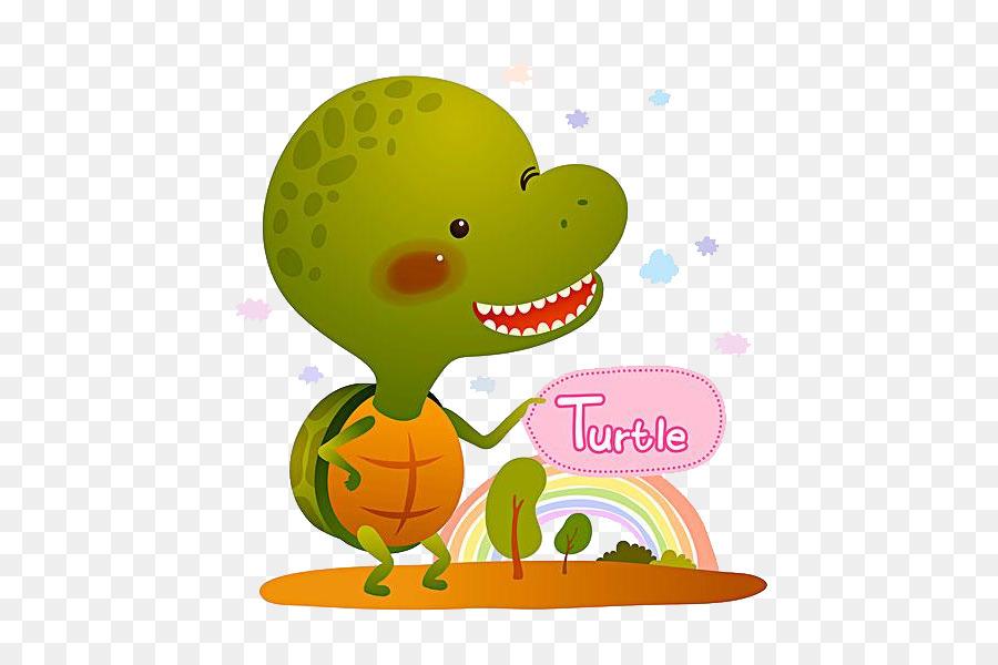 Descarga gratuita de Tortuga, Dibujo, Animación Imágen de Png