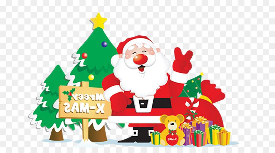 Descarga gratuita de Santa Claus, La Navidad, Regalo De Navidad imágenes PNG