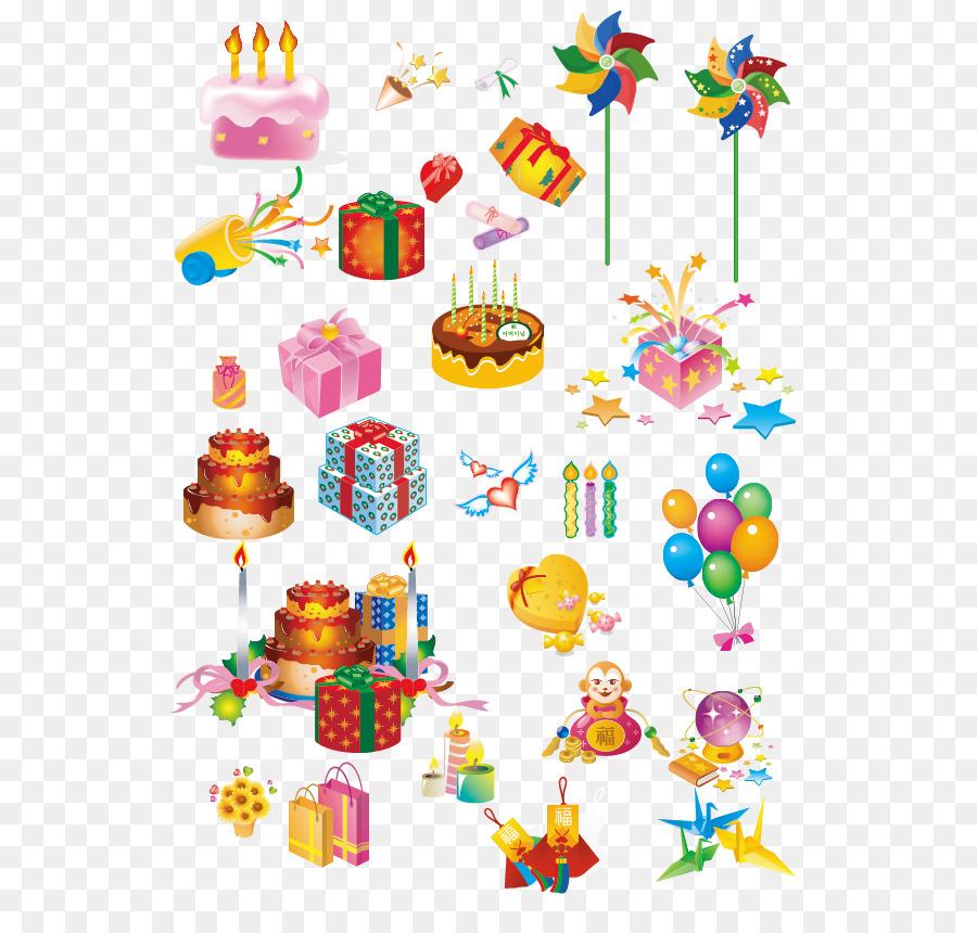 Descarga gratuita de Pastel De Cumpleaños, Regalo, Pastel Imágen de Png