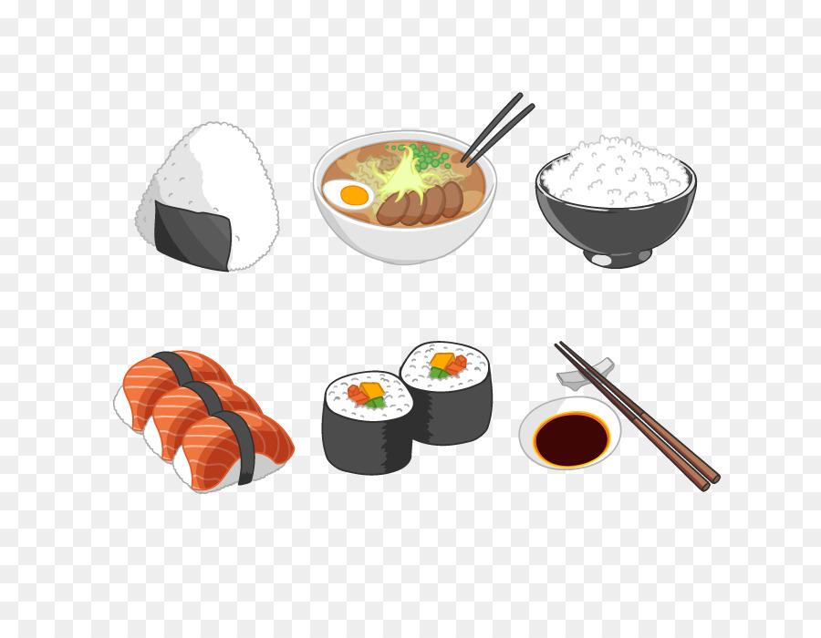 Descarga gratuita de Cocina Japonesa, Sushi, Sashimi imágenes PNG