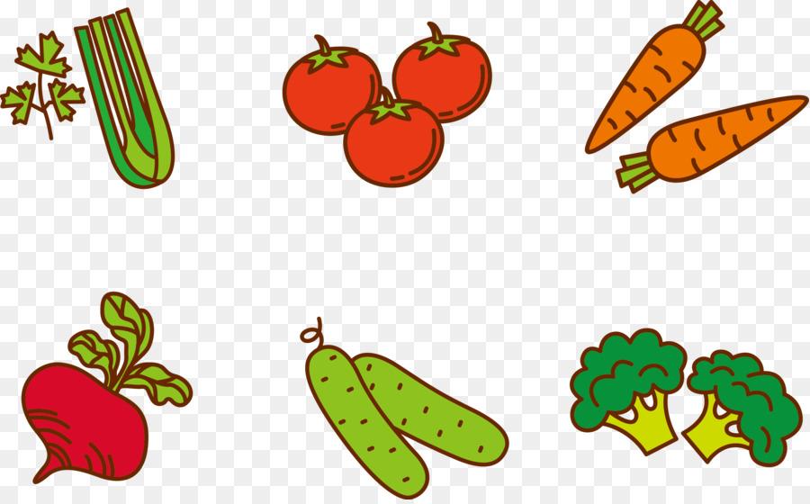 Descarga gratuita de La Fruta, Vegetal, De Dibujos Animados Imágen de Png