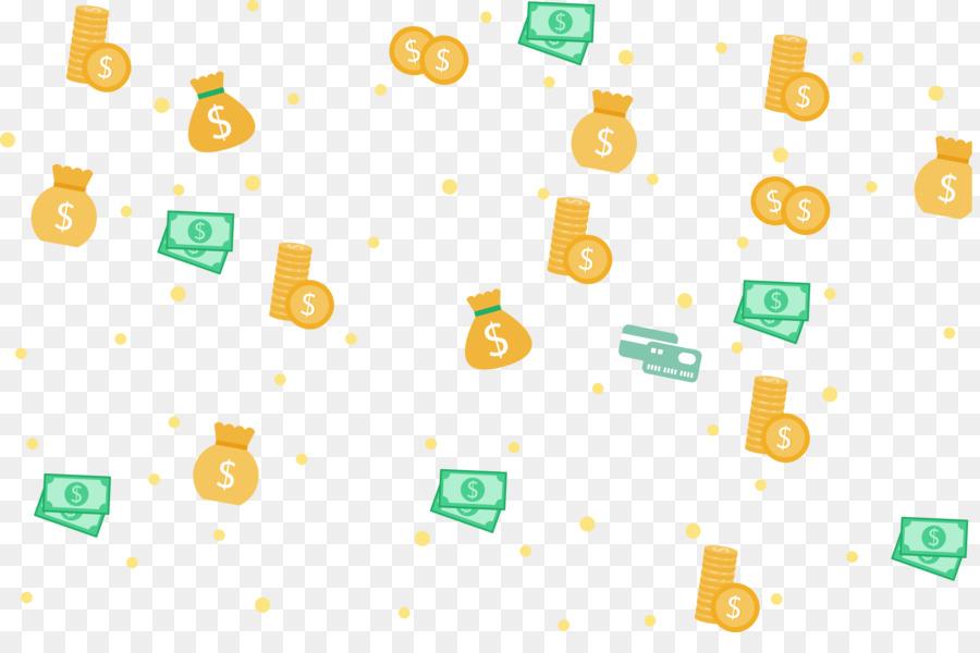 Descarga gratuita de Dinero, Los Billetes, Moneda De Oro imágenes PNG