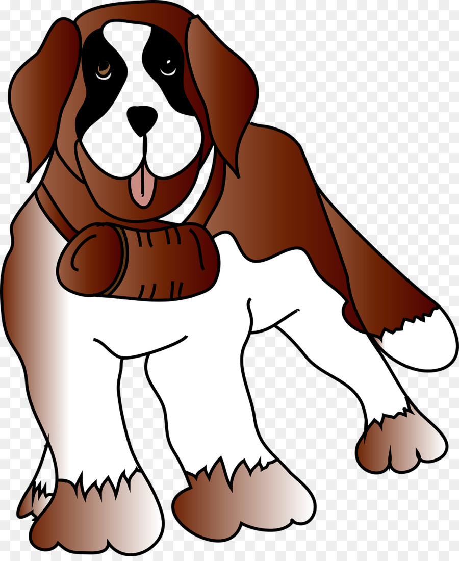 Descarga gratuita de San Bernardo, Labrador Retriever, Cachorro imágenes PNG