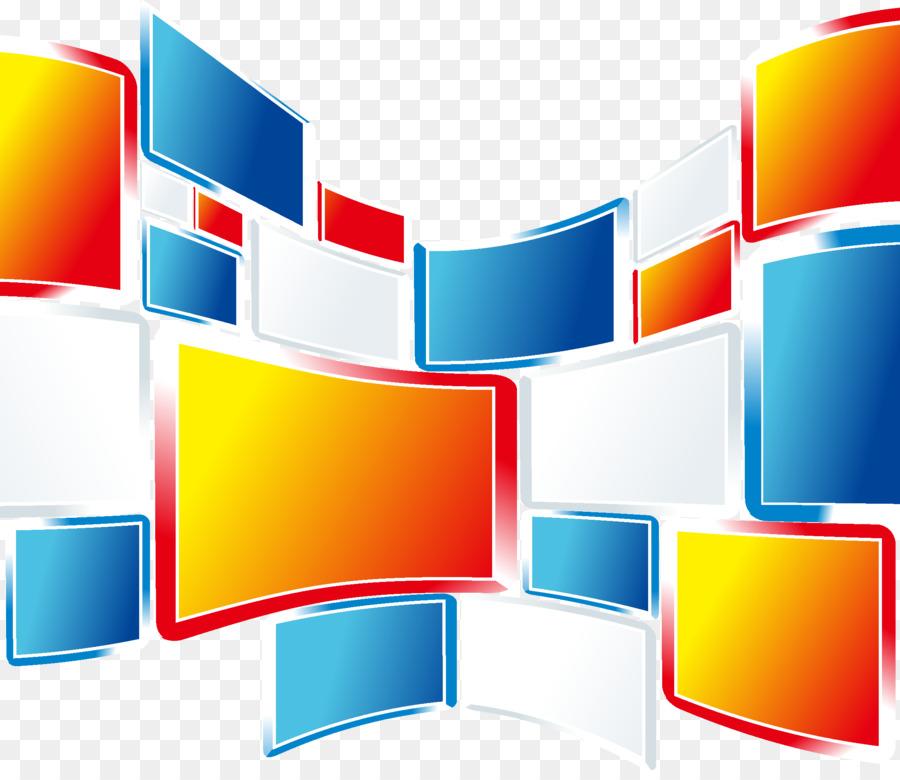 Descarga gratuita de Ola, Onda Cuadrada, Diseño Gráfico Imágen de Png