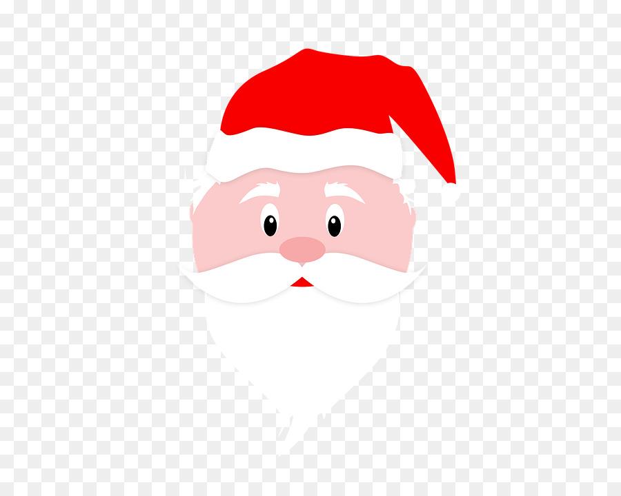 Descarga gratuita de Santa Claus, La Navidad, Barba Imágen de Png