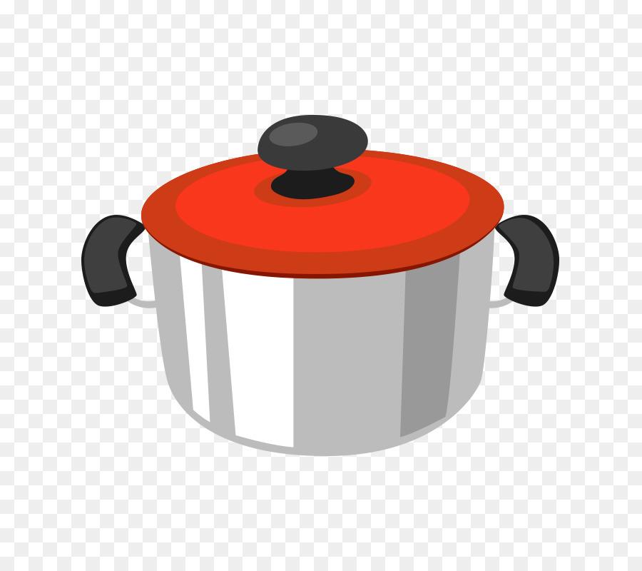 De Dibujos Animados Cartel Castiron Utensilios De Cocina Imagen