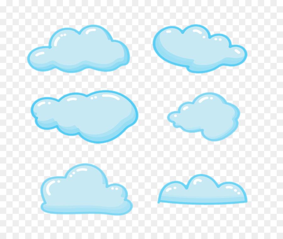 Descarga gratuita de La Nube, Azul, Cielo imágenes PNG
