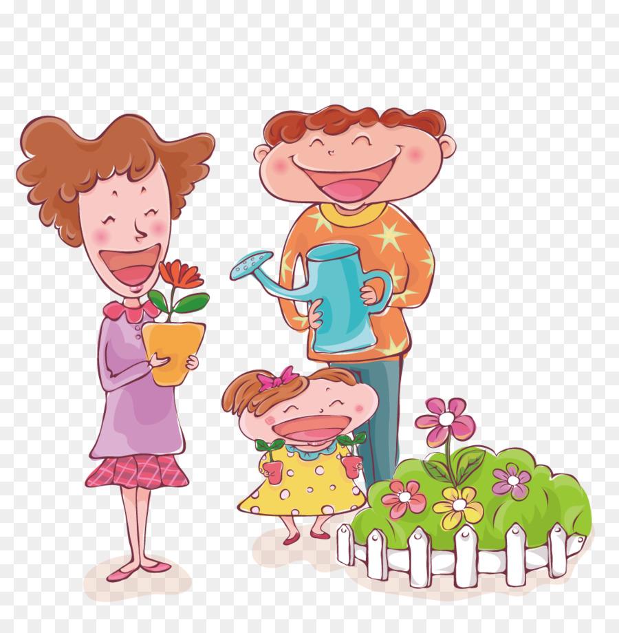 Descarga gratuita de Niño, Los Padres, Postscript Encapsulado Imágen de Png
