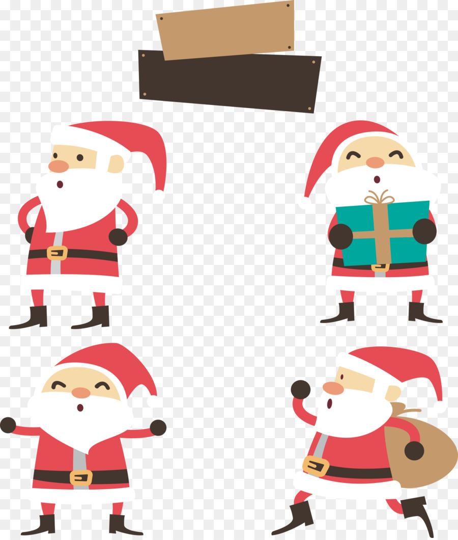 Descarga gratuita de Santa Claus, Santa Claus Village, Adorno De Navidad Imágen de Png