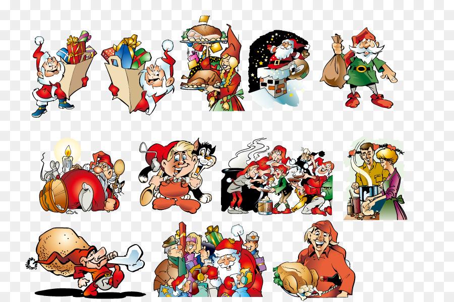 Descarga gratuita de Ded Moroz, Santa Claus, La Navidad Imágen de Png